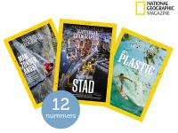 58% Korting 12x National Geographic Magazine bij iBOOD