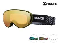 58% Korting Sinner Nauders Skibril met Extra Gepolariseerde Lens bij iBOOD