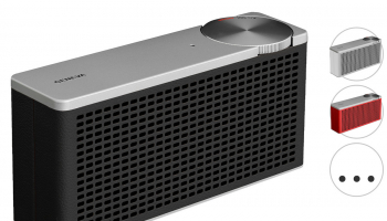 60% Geneva Touring XS Hi-Fi Bluetooth Speaker bij iBOOD
