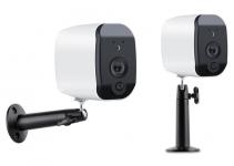 60% Korting Draadloze Full HD binnen en buiten WiFi-camera voor €64 bij Groupon