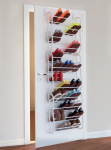 60% Korting Hangend schoenenrek voor €19,95 bij Actievandedag