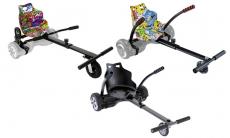 60% korting Hoverboard Kart voor €39,99 bij Groupon