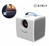60% Korting Sinji Compacte Full HD Beamer voor €99,99 bij Koopjedeal