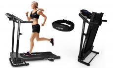 60% Korting Speedrunner pro-loopband met Letix-cardiomonitor voor €239 bij Groupon