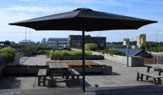 62% Korting Luxe parasol van 3 meter voor €37,95 bij Actievandedag