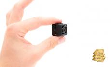 63% korting Aquarius DVR Mini-actiecamera en SD-kaart bij Groupon