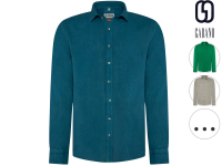 63% Korting Gabano Linnen Heren overhemd bij iBOOD
