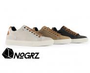 63% Korting NoGRZ K.Roche Leren Herensneaker voor €58,99 bij GroupDeal
