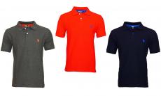 63% korting U.S. Polo ASSN shirt voor heren voor €29,90 bij Groupon