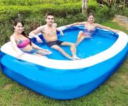 64% Korting Opblaaszwembad voor vanaf €24,95 bij Voordeelvanger