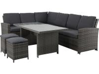 57% Korting Intimo Garden Loungeset Milano voor €849,99 bij VoucherVandaag
