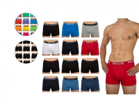 65% Korting Pierre Calvini Boxershorts 12 pack bij iBOOD