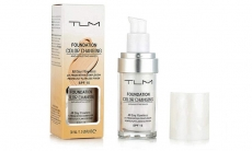 65% Korting TLM Liquid Foundation Color Changing 30 ml voor €6,99 bij Groupon