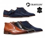 65% Korting Travelin Business Herenschoenen voor €70 bij Koopjedeal