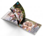 66% Korting A4 Fotoboek Voucher Tot 110 Pagina's bij iBOOD