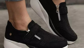 66% Korting Orthopedische damesschoenen voor €19,99 bij Groupon