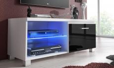67% Korting Elegant tv-meubel met LED voor €79,99 bij Groupon