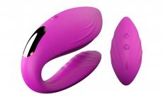 67% Korting Fifty Shades of Lust Clitoris vibrator met G-spot stimulatie voor €32,98 bij Groupon