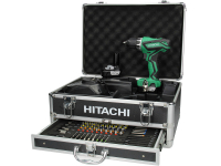 67% korting Hitachi Schroef- Boormachineset bij iBOOD