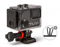 67% Korting Veho Muvi KX-1 Full HD Action Cam bij iBOOD
