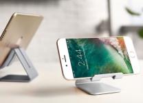 68% korting op aluminium bureau telefoonhouder / tablethouder voor €7,99 bij Koopjedeal