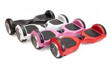 69% korting Hoverboard Tango met Bluetooth en geluid voor €125,01 bij Groupon