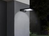 70% korting Luxe Led Lovers Kansas Solar LED Buitenlamp met Bewegingssensor voor €17,95 bij Dealdonkey