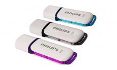72% korting op Philips USB-sticks met 16, 32 of 64 GB geheugen bij Groupon