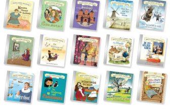 73% Korting Hollandse Helden zilveren kinderboekjes set (15-delig) voor €13,95 bij DealWizard