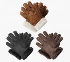 80% korting PU-lederen handschoenen voor €9,99 bij Koopjedeal
