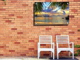 72% kortingsvoucher: Tuinposter (80 x 120 cm) voor €12,95 bij iBOOD