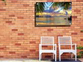 72% kortingsvoucher: Tuinposter (80 x 120 cm) bij iBOOD