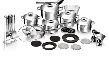 77% Korting Blaumann 32-delige Kookwarenset voor €69,95 bij Actievandedag