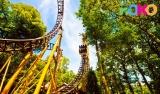 78% Korting Koko tent op vakantiepark Duinrell voor €99 p. verblijf bij Actievandedag