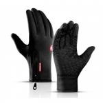 78% Korting Water- en Winddichte Tech Fleece Touchscreen Handschoenen voor €8,99 bij Koopjedeal