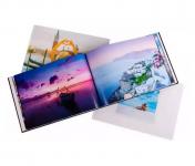 79% Korting eigen A4-fotoboek met harde kaft bij  Colorland bij Groupon