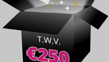 80% Korting Black Friday Secret Box t.w.v. minimaal €250 voor €49,99 bij Koopjedeal