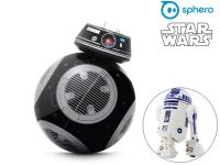 80% Korting Sphero Star Wars Droid R2-D2 of BB-9E bij iBOOD