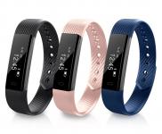 80% Korting VFit Activity Tracker Smartwatch Met Touchscreen voor €17,95 bij Voordeelvanger