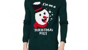 82% Korting Jack & Jones Jorcrumble Knit Crew Neck Kerst Pullover voor €5,96 bij Amazon.nl