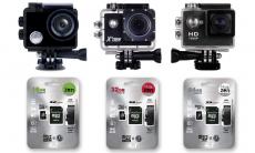 90% korting 4K HD actiecamera's met accessoires en SD-kaart bij Groupon