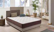 90% Korting Traagschuim bamboe comfort matras voor €99 bij Groupon