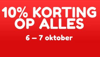 10% Kortingscode op alles bij Shop4nl.com