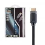 87% Korting 2 x Belkin High-Speed HDMI-kabel met Ethernet voor €12,95 bij 6deals