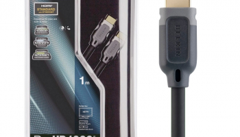85% Korting 2 x Belkin High-Speed HDMI-kabel met Ethernet voor €14,95 bij 6deals