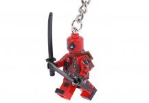 96% korting Deadpool sleutelhanger voor $0,10 bij GearBest