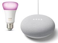 54% Korting Google Nest + Philips Hue Lamp bij iBOOD
