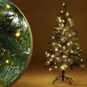 Tot 53% Korting Liva Lifing Kunst kerstbomen met verlichting voor vanaf €39,95 bij Actievandedag