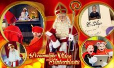 49% Korting Persoonlijke video boodschap van Sinterklaas voor vanaf €3,50 per kind bij Groupon