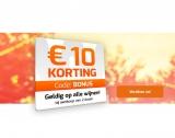 €10 Korting kortingscode bij wijnvoordeel.nl